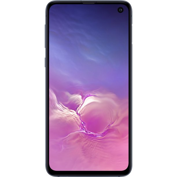 Simple Mobile SAMSUNG Galaxy S10e, 128GB Prism Black - Prepaid Smartphone