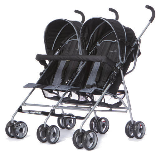 Dream On Me Twin Stroller Walmart Com