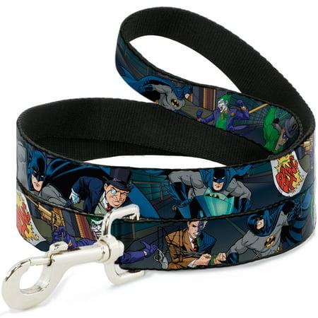 Batman DC Comics Superhero Bat Villains United Fun Animal Pet Dog Cat Leash](Pet Bats)