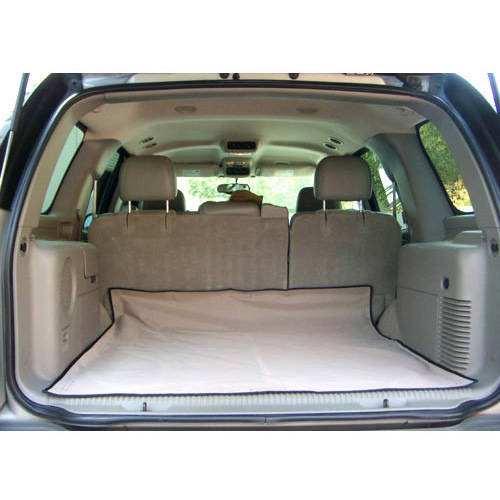 Majestic Pet Universal Waterproof SUV Cargo Liner (Tan)