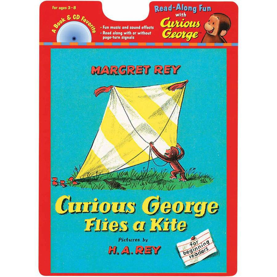Houghton Mifflin Harcourt Curious George Book Set with CD by Houghton Mifflin Harcourt Publishing Co
