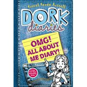 Dork Diaries OMG!: All About Me Diary! (Hardcover) by Rachel Renee Russell