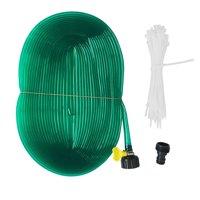 Mnycxen Trampoline Waterpark Sprinkler Best Outdoor Summer Toys For Kids Outside