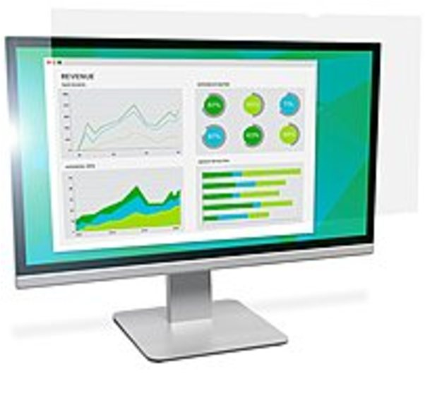 Refurbished 3M AG23.8W9 Anti-Glare Filter for 23.8-inch Widescreen Monitor - Clear