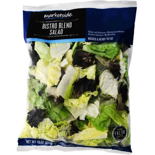 Marketside Bistro Blend Salad, 10 oz