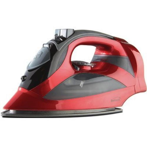 Brentwood Appliances MPI-59R Brentwood Mpi-59r Red Steam Iron With Retractable Cord