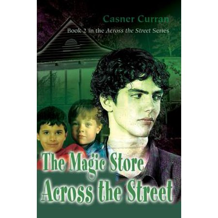 The Magic Store Across the Street - (Streets Store)