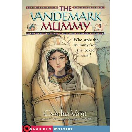 The Vandemark Mummy - eBook (A To Z Mysteries The Missing Mummy)