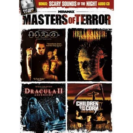 Masters Of Terror: Halloween: H2O / Hellraiser: Inferno / Dracula II: Ascension / Children Of The Corn V (With Music CD)