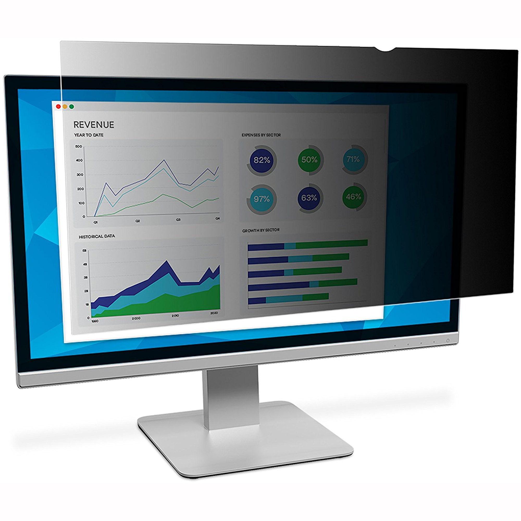 3M Privacy Filter for Dell OptiPlex 3240 All-In-One by 3M
