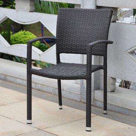 Astonishing Brayden Studio Katzer Stacking Patio Dining Chair Gmtry Best Dining Table And Chair Ideas Images Gmtryco
