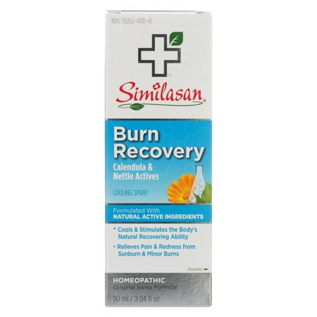 Similasan Burn Recovery Cooling Spray - 3.04 Fl Oz. - image 1 of 1