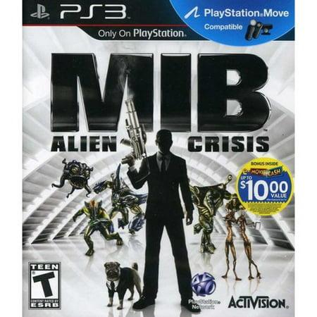 MIB Men In Black: Alien Crisis (PS3)