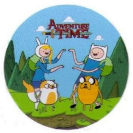Adventure Time Fionna, Cake, Jake & Finn 3