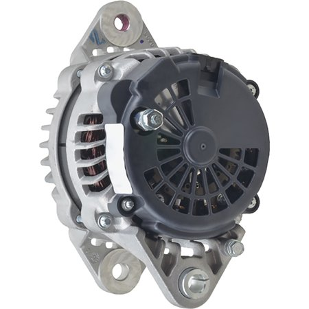 New DB Electrical ROTA0098 Alternator for 0.5 Clock 70 amp Internal Fan Type Internal Regulator 24V Caterpillar G3516C