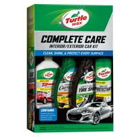 Turtle Wax Interior/Exterior Complete Car Care Kit - 50785