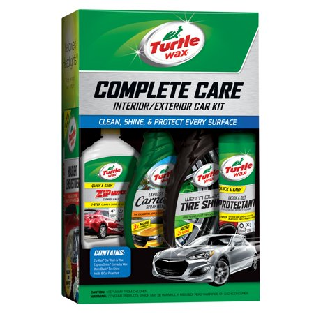 Micro Polish Kit (Turtle Wax Car Care Kit)