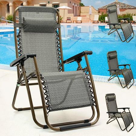 Stupendous Portable Reclining Sun Loungers Chair Backpack Anti Gravity Machost Co Dining Chair Design Ideas Machostcouk