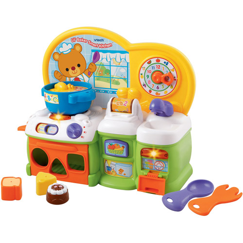 VTech Lil' Baker Smart Kitchen by VTech
