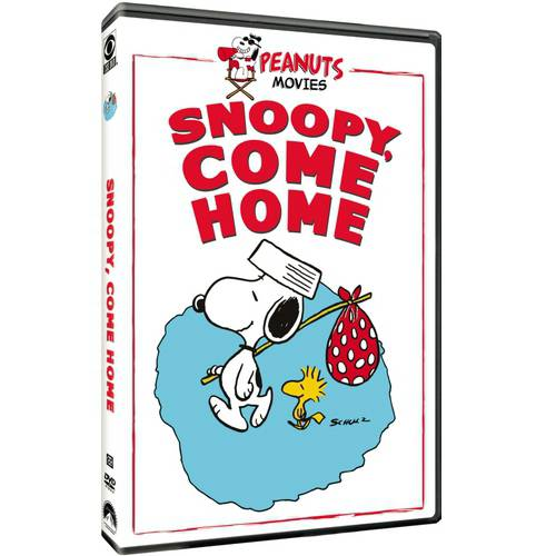 PEANUTS-SNOOPY COME HOME (DVD)