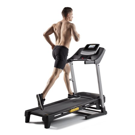 Gold's Gym Trainer 720 Treadmill with 1-Year iFit Membership + 7 in. Touch Screen Display
