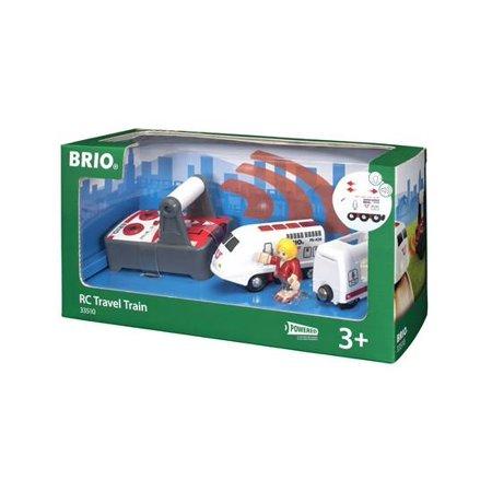 BRIO - 33510 | Remote Control Wooden Travel Train And Figure - image 3 de 3