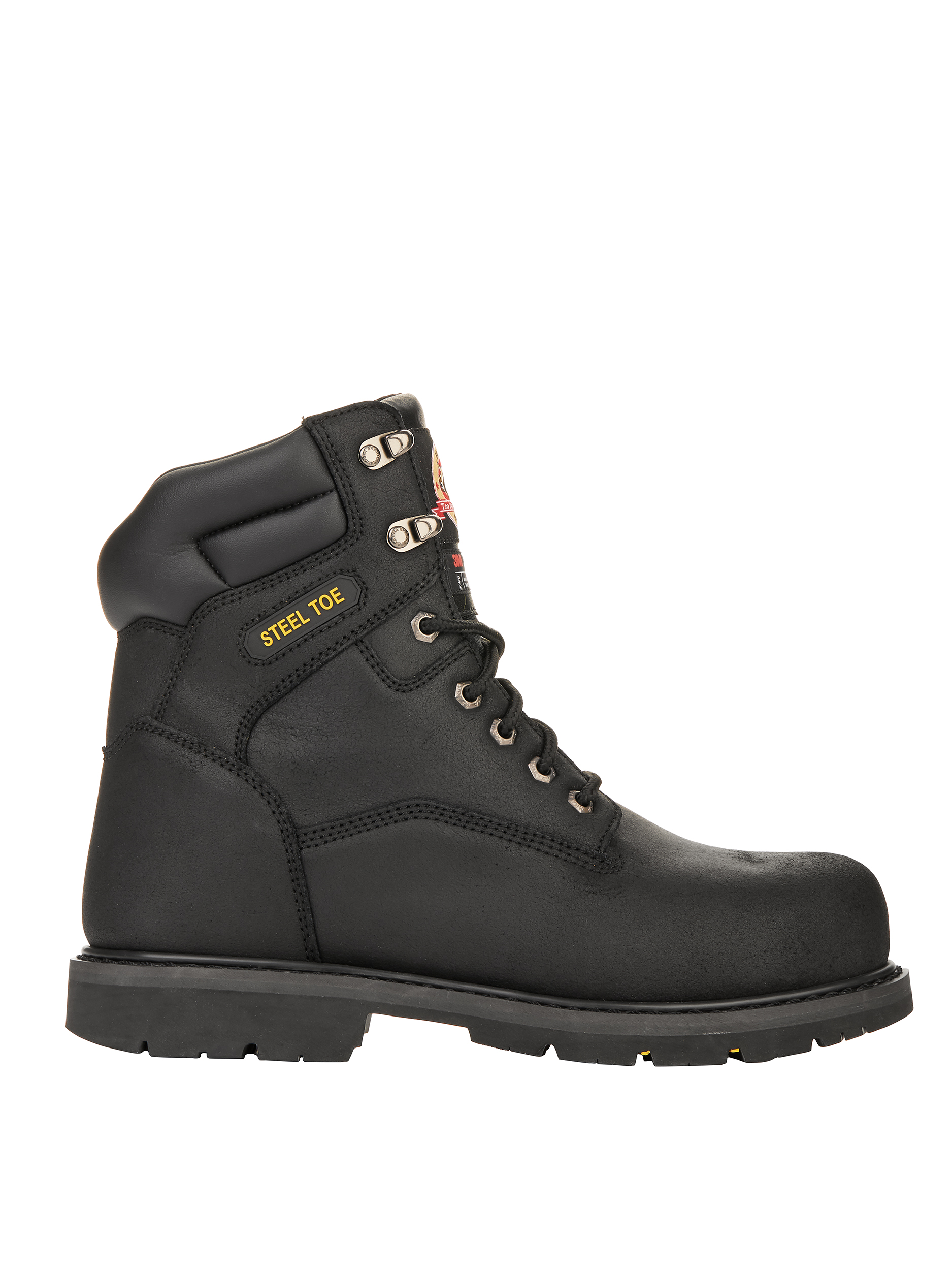 6f0ee5536d9 Brahma Men's Iron Tough II Steel Toe Boot