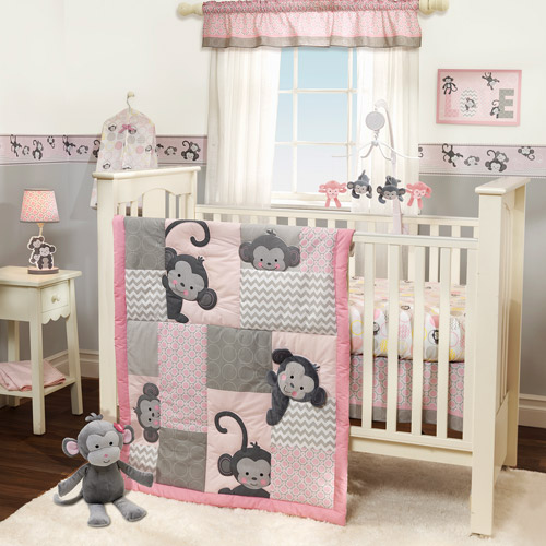 Bedtime Originals Pinkie Bedding Collection