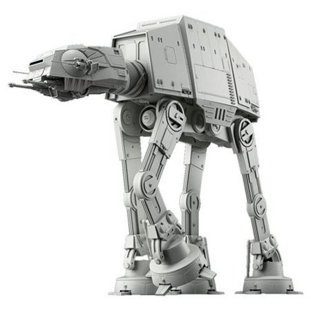 Star Wars AT-AT 1:144 Scale Model Kit (Number of Pieces per Case: 3)