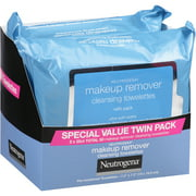 Neutrogena Makeup Remover Cleansing Towelettes, 25 sheets, (Pack of 2)