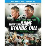 When the Game Stands Tall (Blu-ray + DVD)