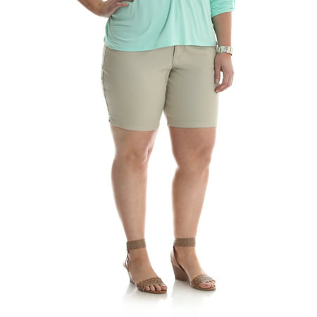 Lee Riders Women's Plus Simply Comfort Stretch Twill