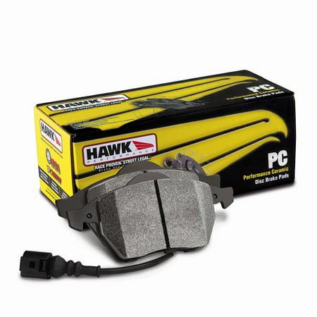 Hawk Ceramic Front Brake Pads for 98-14 Tacoma Pre Runner / 10-14 GX460 -  Hawk Performance, HB490Z.665