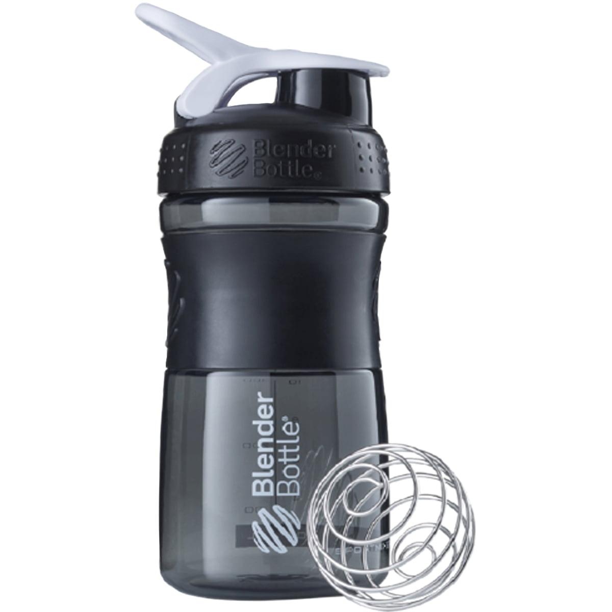 Blender Bottle SportMixer 20 oz. Tritan Grip Shaker - Walmart.com