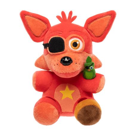 Funko Plush: FNAF Pizza Sim - Rockstar Foxy](Halloween Marionette Fnaf)