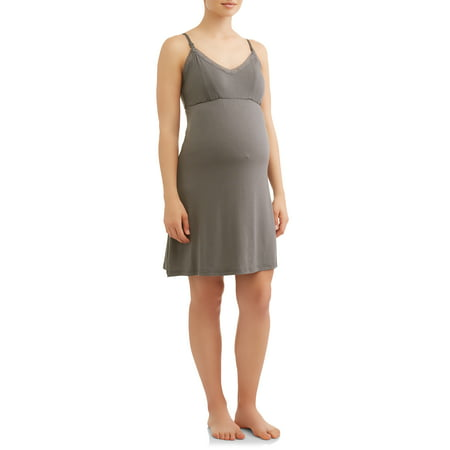 Nurture by LamazeMaternity Nursing Babydoll Sleep (Lace Nursing Chemise)
