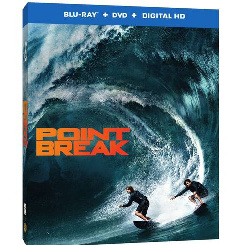 Point Break (Blu-ray   DVD   Digital HD With UltraViolet) (With INSTAWATCH)