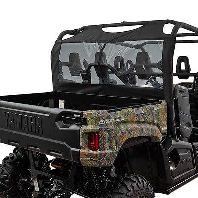 Oem Yamaha Viking Vi 6 Seater 4x4 Rear Window Surlast All Weather 2pgk750av000 Walmart Com Walmart Com