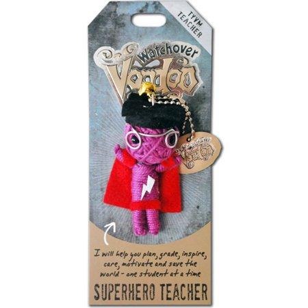 Watchover Voodoo Doll - Superhero Teacher - Superheroes That Are Female