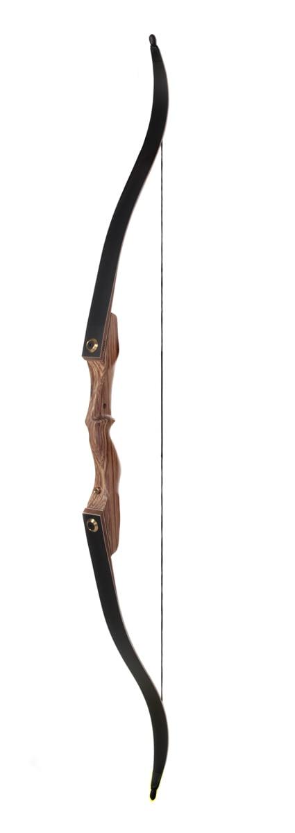 LBS Ragim Archery Impala RH Recurve Bow 62 55