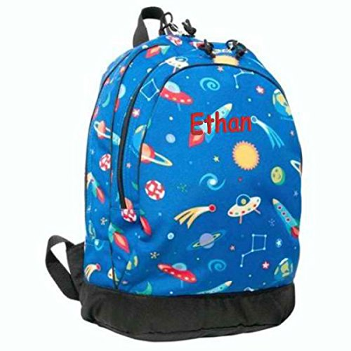 Personalized Classic Backpack (Space Adventure)