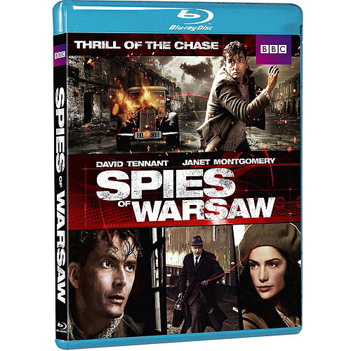 The Spies Of Warsaw (Blu-ray) (Anamorphic Widescreen)