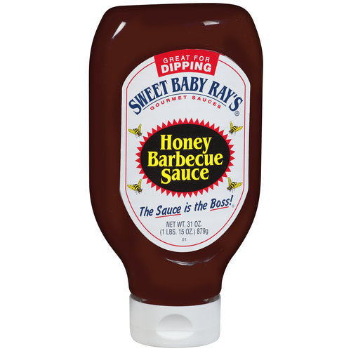 Sweet Baby Ray's Honey Barbecue Sauce, 31 oz
