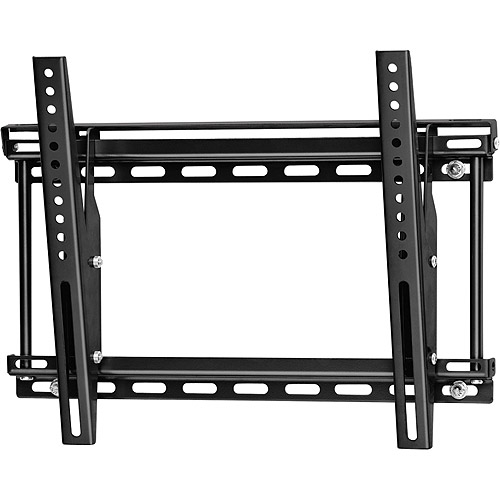 "OmniMount WorldMount Universal Tilt Flat-Panel Mount for 23""-37"" Flat Panels - Black"
