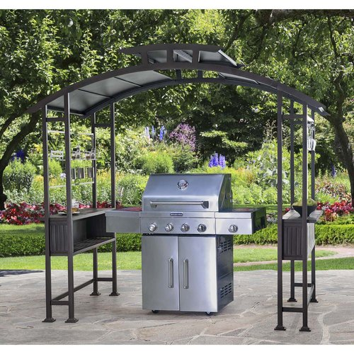 Sunjoy 110104005 Mouton Grill Gazebo by SunNest Services LLC