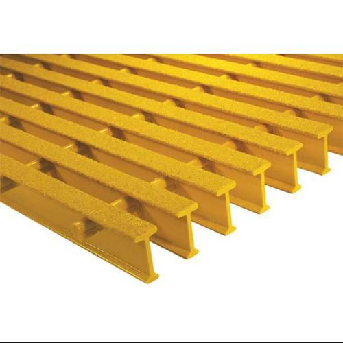 SAFE-T-SPAN 872890 Industrial Pultruded Grating, Span 5 ft.