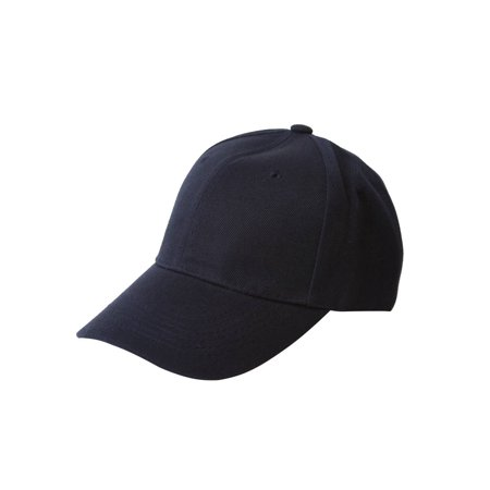 Plain Navy Adjustable Hat - image 1 de 2