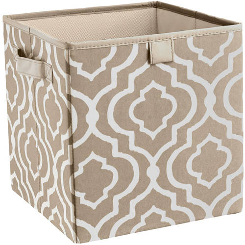 ClosetMaid Premium Storage Bins, Iron Gate Graystone by ClosetMaid