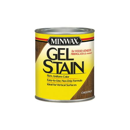 Minwax® Gel Stain Chestnut, 1-Qt