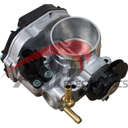 Brand New THROTTLE BODY ASSEMBLY W/ SENSOR **FITS 1998-2001 Volkswagen BEETLE/JETTA/GOLF 2.0L Without Cruise Control Complete Oem Fit TB15